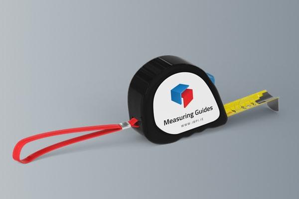 Room Measuring Guides - IBP Tape Measure